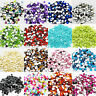 1000 Nail Art Rhinestone Crystal Bead Gem 1.5mm Acrylic Flat back Diamante