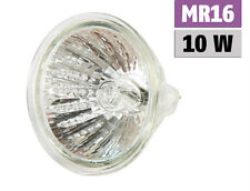 2x Halogen Spiegellampe 10W MR16 50mm 12V/10W Sockel GX 5,3