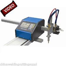 portable CNC flame/plasma cutting machine, cutting range 1500*3000mm