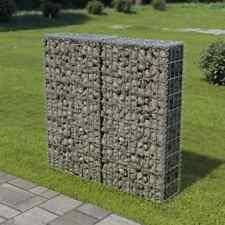 Bois exemption Clôture De Jardin Pare-vue Brise vent lamellenzaun clôture 180x180cm Gris NOUVEAU