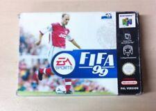 Nintendo 64 - Fifa 99