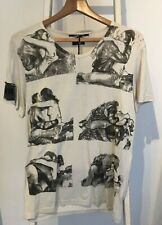 RA-RE Rag Recycle Rag Restyle Joy of Sex mens t-shirt BNWT Medium