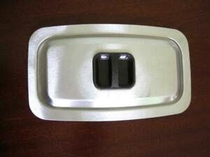 LID Hostess heated trolley dish lid   Good condition, see pictures.  Genuine