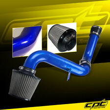 For 99-03 Mitsubishi Galant 3.0L V6 Blue Cold Air Intake +Stainless Air Filter