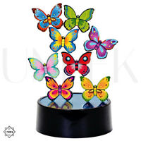 Butterflies Magic Sculpture Magnetic Desktop Fiddle Toy - Butterfly Table Game