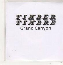 (FJ612) Timber Timbre, Grand Canyon - 2014 DJ CD