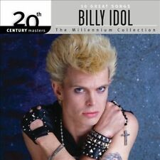 Millennium Collection: 20th Century Masters by Billy Idol (CD, Apr-2014, Capitol)