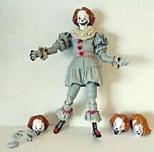 NECA 45467 IT Ultimate Well House Pennywise  7? Action Figure