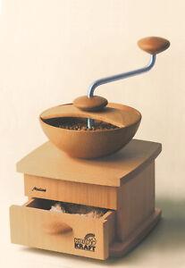 Kornkraft Getreidemühle Tischmühle Mulino Müsli bis Getreide mehlfein