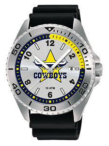 Team NRL National Rugby League Logo Mens Adults Try Series Watch