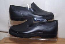 Mens Black Rubber Gardening Shoes Uk Size 7 / 40
