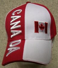 Embroidered Baseball Cap International Canada NEW 1 hat size fits all