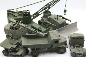 Dinky Military Vehicles Joblot 1