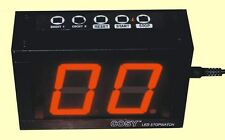 "2 Digit Count Up/Down Stopwatch 2.3""digit 2 Stopwatch Modes - 99 Sec or 99 Min"