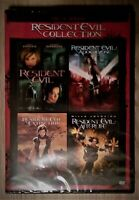 Resident Evil 4 Movie Collection On DVD-New
