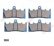 Front brake disc pads for  SUZUKI GSXR750/1000/1100 TL1000R GSX1400