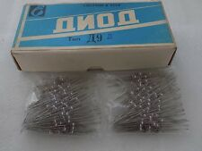 20x D9D (Д9Д) 30V 30mA Germanium Ge Detector Diode Made in USSR NOS