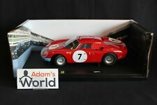 Hot Wheels Elite Ferrari 250 LM 1964 1:18 #7 Hill / Bonnier 12h Reims (PJBB)