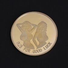 For RUB Good Luck Collection Commemorative Coin Arts  Souvenir Gift Golden Alloy