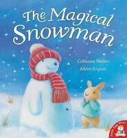The Magical Snowman, Walters, Catherine, Very Good Book
