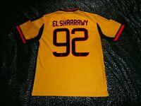 AC Milan EL Shaarawy #92 Third Jersey Shirt Soccer Football UEFA FIFA Italia KIT
