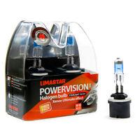 4 X H27 W/1 Pere 880 Lampada Alogena PG13 6000K 27 Watt Xenon 12V