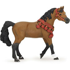 ARABIAN HORSE IN PARADE DRESS Replica # 51547 ~ FREE SHIP/USA w/ $25.+ Papo Item