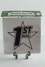 All Star Sports Foam Baseball Base Set Ages 6+ (GM8)