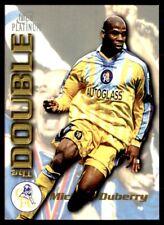 Futera Platinum The Double - Chelsea 1998 - Michael Duberry No. DB16