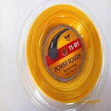 Kelist Rough tennis string ,200m/reel quality same as famous brand--GOLD
