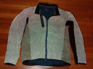 SUGOI FULL ZIP LONG SLEEVE CYCLING ZAP REFLECTIVE JACKET MENS MEDIUM EXCELLENT
