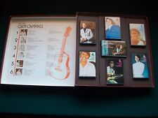 Glen Campbell - UK 7 x Audio Cassette Tapes - World Records - 7 x NM - Box Good.