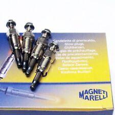 4 x Glühkerze Magneti Marelli VOLVO 240 2.4 D 740 2.4 D 2.4 TD 760 2.4 D 2.4 TD