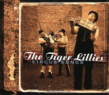 Tiger Lillies - Circus Songs (CD, Slipcase, Red Moon) Freakshow - BN Sealed