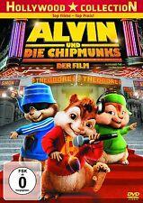 Alvin und die Chipmunks FSK 0 Neu+in Folie 1x DvD+Sonderausstattung (L1)