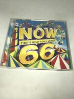 Various Artists : Now That's What I Call Music! 66 CD SUPERFAST Dispatch