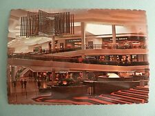 Woodfield Mall Shopping Center Court SCHAUMBURG ILLINOIS Vintage Postcard