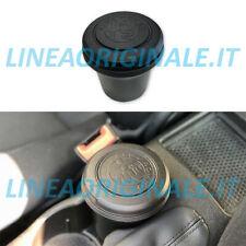 Posacenere Nero con Logo ORIGINALE Alfa Romeo Giulietta Stelvio Accessori