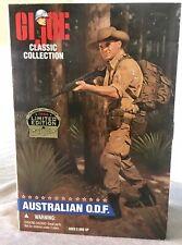 "GI JOE New AUSTRALIAN ODF 12"" Action Figure 1996 Hasbro CLASSIC COLLECTION"