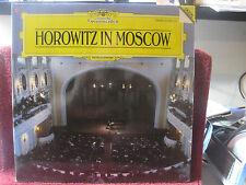 Horowitz in Moscow - Deutsche Grammophon (1986) NEW SEALED