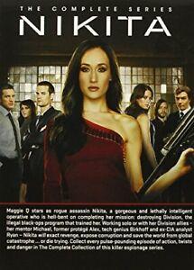 Nikita - Season 1-4 [DVD] [2014] [DVD][Region 2]