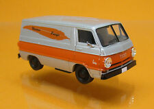 """Brekina 34356 Dodge A 100 Van """" Western Pacific """" TD"""