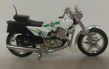 Police Motorcycle Vintage Kawasaki?