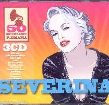 Severina 3 CD BOX Vuckovic Croatia Best Hit 50 pjesama Trava Zelena Bebek Boris