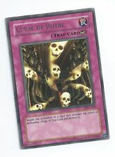 Yu-Gi-Oh Pharaonic Guardian Unlimited #PGD44 Curse of Royal