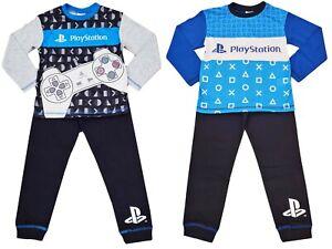Boys Playstation Pyjamas Gamer Gaming Play Station Pyjamas Nightwear 5-12 Years