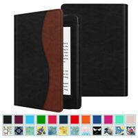 For All New Amazon Kindle Paperwhite 2012- 2016 2018 Folio Case Cover Shockproof