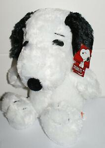 DIE PEANUTS SNOOPY TV Hund Kuscheltier Plüsch Puppe Figur Stofftier 45 cm GROß