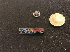 Proton Rally Kathrein Car Team Pin Badge