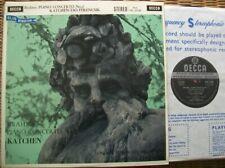 SXL 2236 WBG ED.1: JULIUS KATCHEN - BRAHMS PIANOCONC 2: NM-